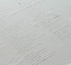 El hilo de mis poemas