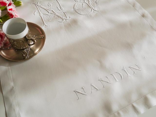 De la cama a la mesa (2) –Nandín
