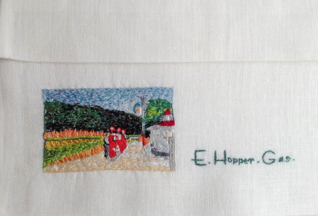 Viajando con Hopper