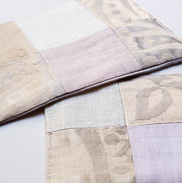 Mosaicos de seda