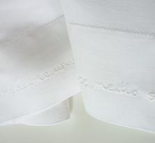 Tipografía bordada