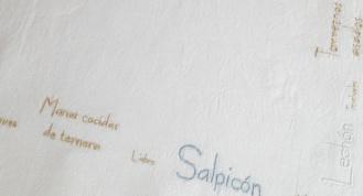 Salpicón, liebre...