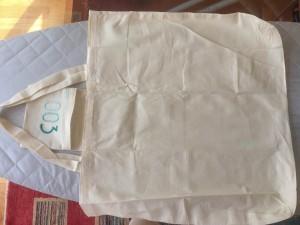 Loneta cruda de algodón